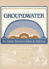 USED (VG) Groundwater by R. Allan Freeze