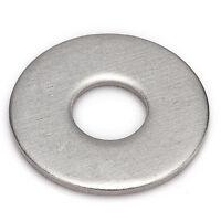 M3/M4/M5/M6/M8/M10/M12/M14/M16/M20 304 Stainless Steel Penny Repair Flat Washers