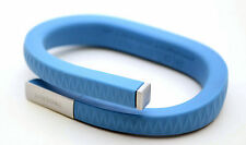 NEW Jawbone UP Wristband SMALL 2nd BLUE Fitness Diet Tracking Bracelet motionX