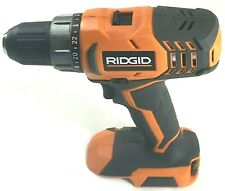 "RIDGID 18 VOLT LITHIUM-ION 1/2"" COMPACT CORDLESS DRILL / DRIVER R860052"