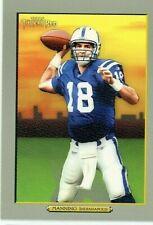 New listing 2006 Topps Turkey Red Peyton Manning, # 18 NM.            Q8
