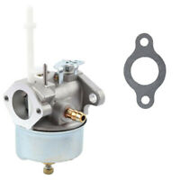 Carburetor Kit For Tecumseh H70 HSK70 7HP Snowblower 4-Cycle Carb Garden Tractor