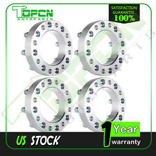 "8x170 Wheel Spacers 1.5"" 38mm 8 Lug Adapters For Ford Super-duty Excursion"
