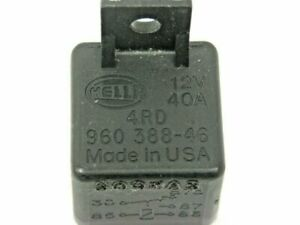 HELLA RELAY 4RD 960 388-46 relay with bracket