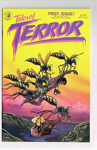 TALES OF TERROR #1 NM OB ECLIPSE COMICS 1985 HORROR VAMPIRES COPPER AGE