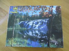 Guild Jigsaw Puzzle 500 Piece Tumbling Waters NEW SEALED
