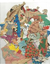 New ListingAssorted Paper Doll Outfits Grab Bag