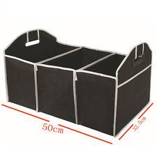 Car Auto Seat Organizer Boot Stuff Trunk Cargo Storage Box Automobile Stowing