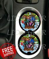 SPLASH MOUNTAIN Car Coasters Disney Inspired Car Coaster Cup Holders Disney