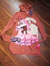 CRYSTAL ROCK christian audigier rhinestone night life hoodie XS/S best gift < 20