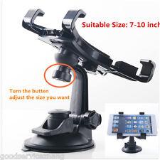 """NEW 7""""-10"""" Tablet Car Windshield Instrument Desk Bracket Ipad GPS Mount Holder"""