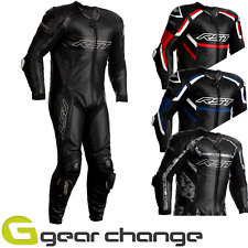 RST Tractech Evo R (CE) One Piece Leather Motorcycle Race Suit (2460)