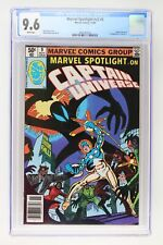 Marvel Spotlight #v2 #9 - Marvel 1980 CGC 9.6 Captain Universe. 1st Appearance o