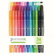 Tombow Pencil aqueous pen play color K 36 colors GCF-013