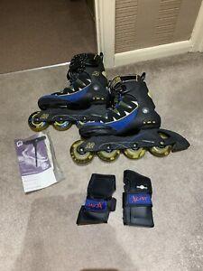 K2 Flight 2000-W Ladies Rollerblades UK Size 6