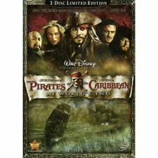 PIRATES OF THE CARIBBEAN: AT WORLD'S END- DVD