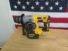 Dewalt rotary hammer drill cordless 20 volt DCH273 602