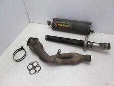 Akrapovic Auspuff Zwischenrohr Exhaust Honda CBR 900 RR Fireblade SC44 00-01