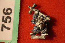 Games Workshop WARHAMMER Dwarf Hammerer nains Metal Figure Fantasy Épuisé GW