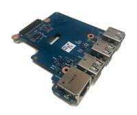 HP ProBook 650 G1 SD Card Reader Ethernet/LAN USB Port Board 6050A2566801