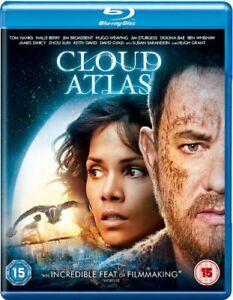 Cloud Atlas [Blu-ray] [Region Free] [DVD][Region 2]