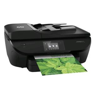 HP Officejet 5740/5742 All in One Drucken/Kopieren/Scannen/Faxen/ Service B9S79A