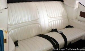 1971 Oldsmobile Cutlass Supreme Coupe Rear Seat Cover