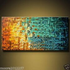 """48"""" Modern Abstract hand-painted Art Oil Painting Wall Decor canvas(no framed)"""