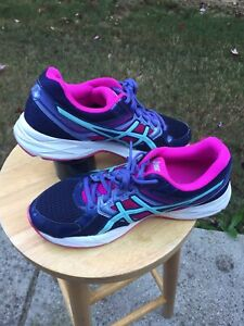 ASICS  Gel-Contend 3 women's running/training shoes blue size 11 medium