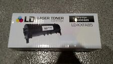 LD KX-FA85 Black Laser Toner Cartridge for Panasonic Printer (16-1252A)