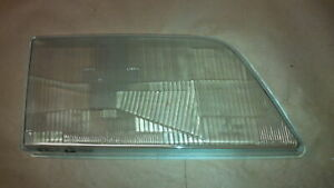HEADLAMP LENS GLASS Monza GSE Right side (LHD)