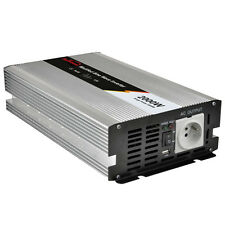Convertisseur de tension 12V/220V 2000W