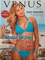 Memorial Day Sale 2011 VENUS Women's Swimwear & Fashion Catalog