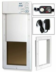 High Tech Pet PX-1 Power Pet Fully Automatic Pet Door - 1 count