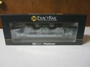 EXACTRAIL HO Norfolk Southern Thrall 54' Coil Shield Car CR #168820