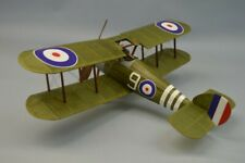 Sopwith Snipe #244 Dumas Balsa Wood Model Airplane Kit Rubber Powered