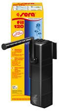 sera fil 120 Aquarium- Innenfilter  / Aquariumfilter mit Filtermaterial