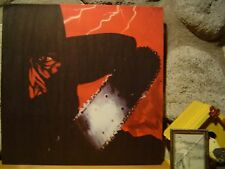 OST/Soundtrack PIECES LP/'80s Cult Slasher Movie/Texas Chainsaw Massacre/Horror