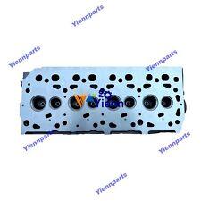 S4L S4L2 Cylinder Head New for Mitsubishi Engine CAT 304CR Terex TC35 Excavator