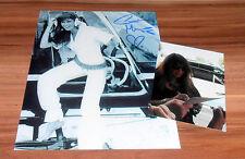 Caroline Munro *James Bond Girl SEXY*, original signed Photo 20x25 cm (8x10)