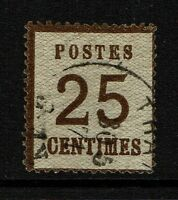France SC# N7, Used, Center Thin -  Lot 052417