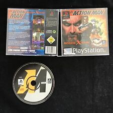 Ps1 Action Man misión Xtreme OVP Sony PlayStation 1 #ps1#00789