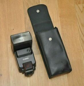 Canon Speedlite 430EZ Shoe Mount Flash  For EOS Film SLR Cameras (A)