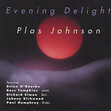 Plas Johnson - Evening Delight [New CD]