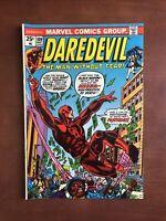 Daredevil #109 (1974) 8.0 VF Marvel Bronze Age Comic Book High Grade Black Widow