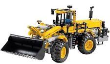 Lego Technic 8265 Frontlader mit OVP und Bauanleitung.