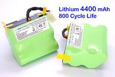2X 4400mAh Replace Lithium Li-Ion Super Battery for Neato XV-15 Signature XV Pro