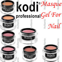 Kodi Professional Masque Gel Peach Rose Suntan Three Phase Gel 14 28 45 ml