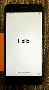 Apple iPhone 7 PLUS 32GB Black - Charging Issue - Read Description