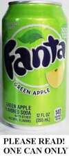 Fanta Green Apple - Mela Verde